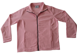 Premium Women's Full Zip Micro Fleece Jacket, 3800