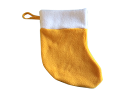 Deluxe Holiday Fleece Stockings CLEARANCE, FS12