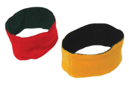 Premium Reversible Fleece Headbands, H04