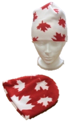 Premium Patriotic Fleece Beanies, T20