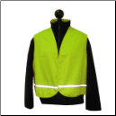 Premium Safety Uniform Vests, 3400PC