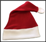 Premium Holiday Santa Hats, HS02