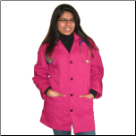 Unisex Long Sleeves Labcoats