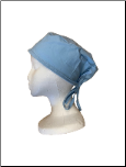 Premium Surgeon's Scrub Cap, SSC01