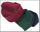 Youth Premium Recycle Foldover Micro Fleece Beanies/Toques, YT16