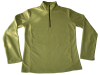 Premium Women's 1/2 Zip Micro Fleece Pullover, 4000