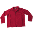 Premium Women's Recycle Full Zip Micro Fleece Jacket, 5400