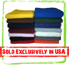 "Embroidery for products marked ""SOLD EXCLUSIVELY IN USA"""