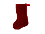 Holiday Fleece Stockings CLEARANCE, FS08M
