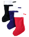 Deluxe Holiday Fleece Stockings CLEARANCE, FS10