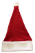 Deluxe Youth Santa Hats, CLEARANCE, YHS07