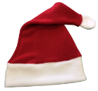 Premium Holiday Children's Santa Hats, CHS01