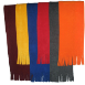 Deluxe Long Tassel Fleece Scarf, S12