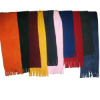 Premium Youth Tassel Fleece Scarf, YS58