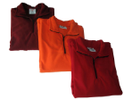 Deluxe Youth Micro Fleece Pullover Jackets, Y6700
