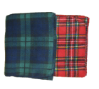 Premium PLAID Fleece Airline Blankets, B107